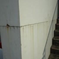 外壁打ち継ぎ目地劣化