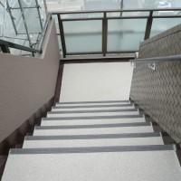 階段の塩ビシート